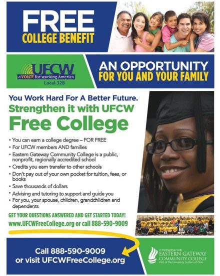 ufcw free college