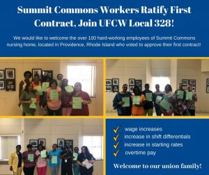 summit commons joins local 328